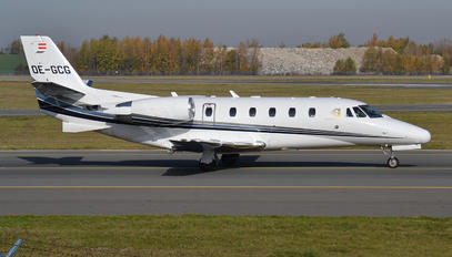 OE-GCG - Goldeck-Flug Cessna 560XL Citation Excel