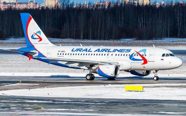 VP-BBG - Ural Airlines Airbus A319