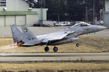 92-8911 - Japan - Air Self Defence Force Mitsubishi F-15J