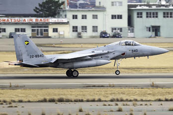 22-8940 - Japan - Air Self Defence Force Mitsubishi F-15J