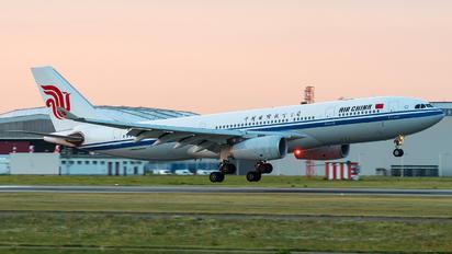 B-6117 - Air China Airbus A330-200