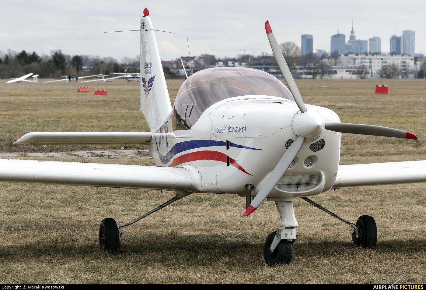 Aeroklub Warszawski SP-TPE aircraft at Warsaw - Babice