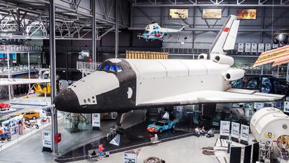 CCCP-3501002 - Russian Space Agency NPO Molniya Buran