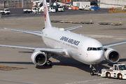 JA619J - JAL - Japan Airlines Boeing 767-300ER aircraft