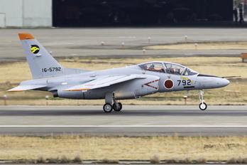 16-5792 - Japan - Air Self Defence Force Kawasaki T-4