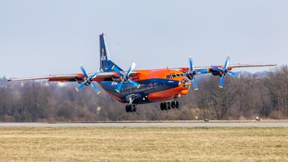 UR-CNN - Cavok Air Antonov An-12 (all models)