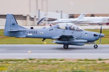 17-2032 - USA - Air Force Embraer EMB-314 Super Tucano A-29B