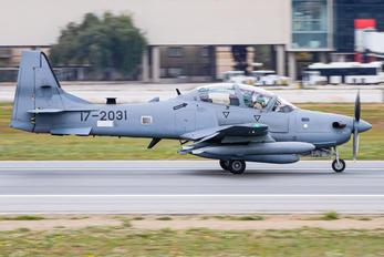 17-2031 - USA - Air Force Embraer EMB-314 Super Tucano A-29B