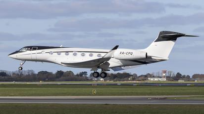 XA-CPQ - Private Gulfstream Aerospace G650, G650ER