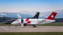 HB-JWC - REGA Swiss Air Ambulance  Bombardier CL-600-2B16 Challenger 604 aircraft