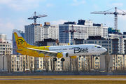 UR-UBA - Bees Airline Boeing 737-800 aircraft