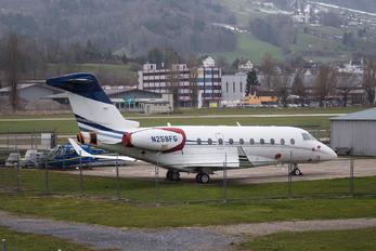 N259FG - Private Gulfstream Aerospace G280