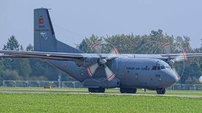 69-029 - Turkey - Air Force Transall C-160D