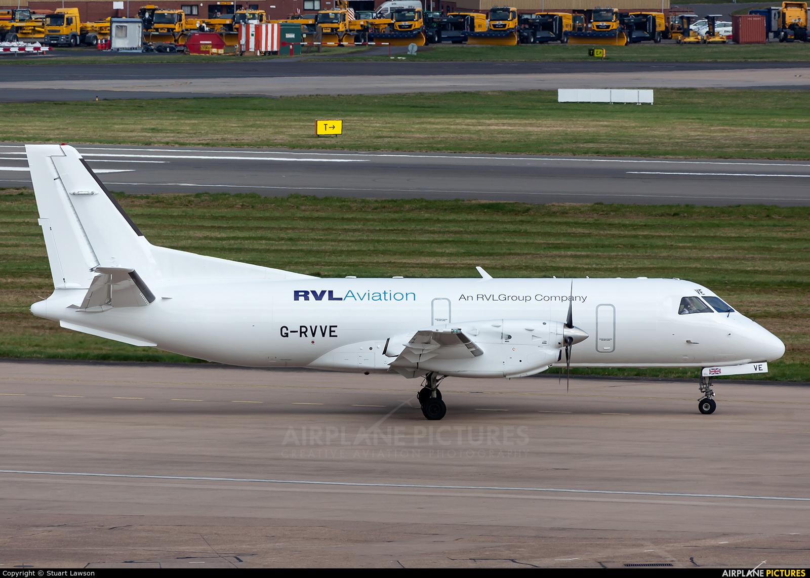 RVL Aviation G-RVVE aircraft at Birmingham