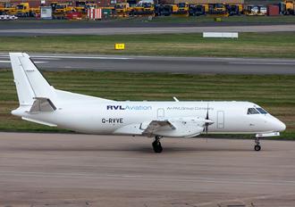G-RVVE - RVL Aviation SAAB 340