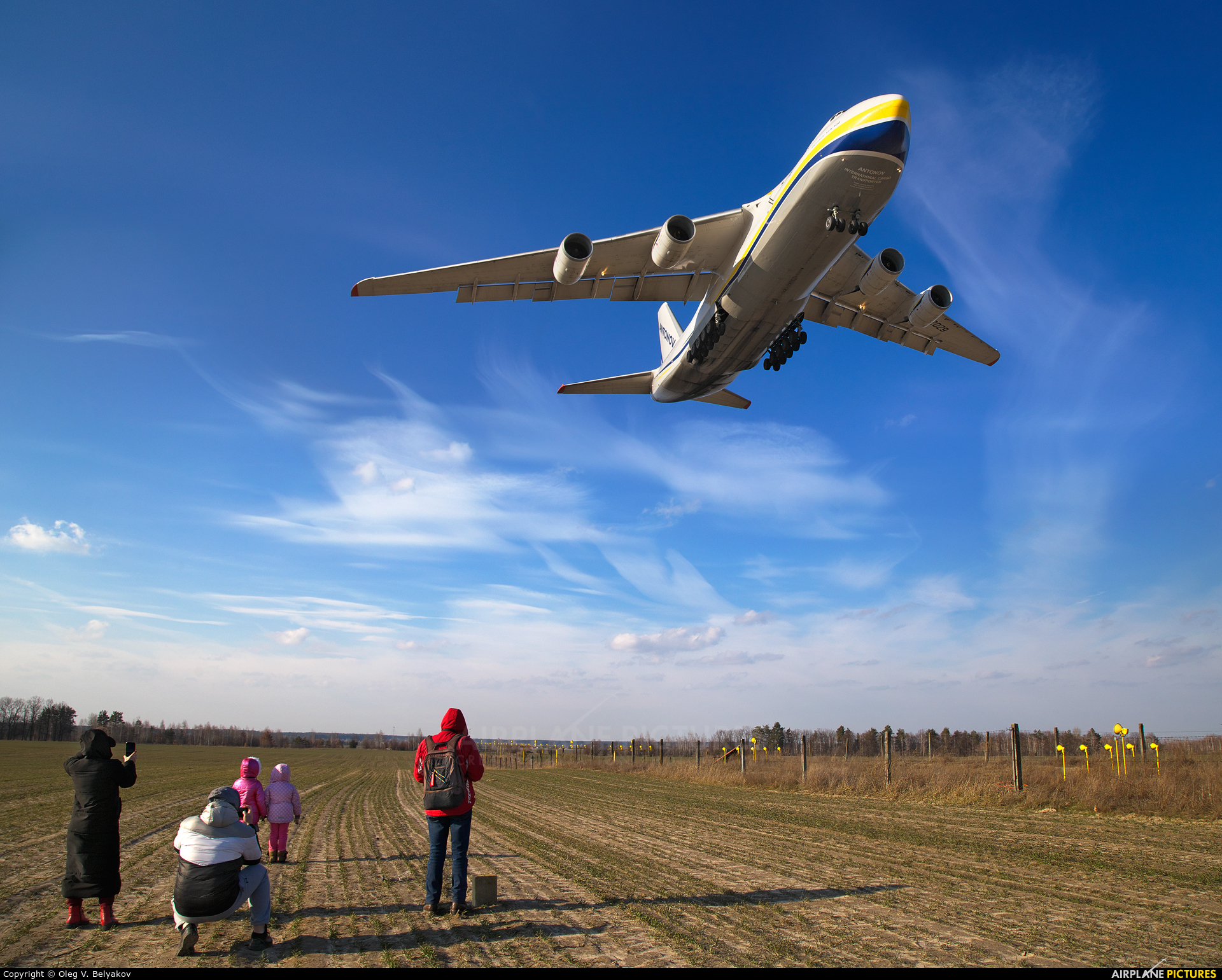 Antonov Airlines /  Design Bureau UR-82029 aircraft at Kyiv - Gostomel