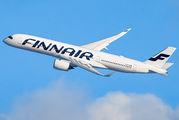 OH-LWP - Finnair Airbus A350-900 aircraft