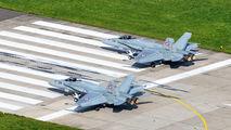 J-5026 - Switzerland - Air Force McDonnell Douglas F-18C Hornet aircraft