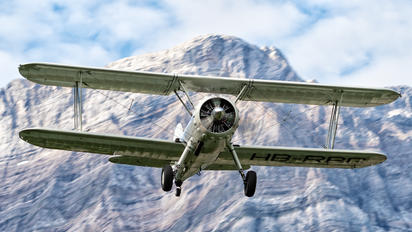 HB-RBG - Private Boeing Stearman, Kaydet (all models)
