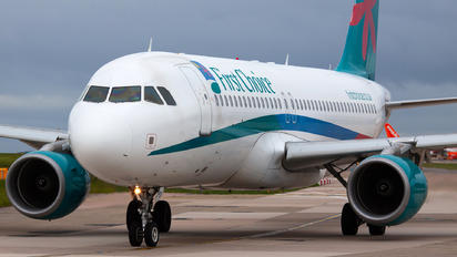 G-OOPU - First Choice Airways Airbus A320