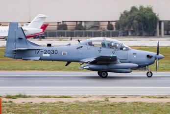 17-2030 - USA - Air Force Embraer EMB-314 Super Tucano A-29B