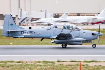 13-2002 - USA - Air Force Embraer EMB-314 Super Tucano A-29B
