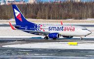 VQ-BBI - Smartavia Boeing 737-700 aircraft