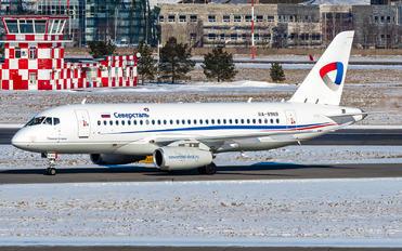RA-89119 - Severstal Sukhoi Superjet 100