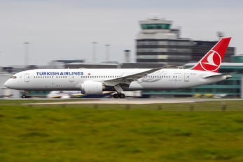 TC-LLK - Turkish Airlines Boeing 787-9 Dreamliner