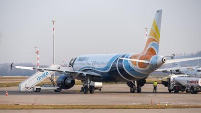 9A-BTA - Trade Air Airbus A320