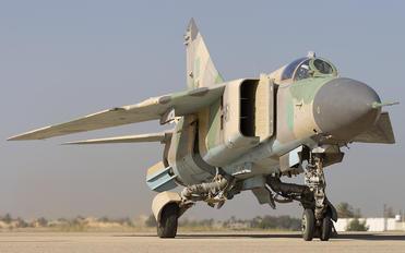 6461 - Libya - Air Force Mikoyan-Gurevich MiG-23ML