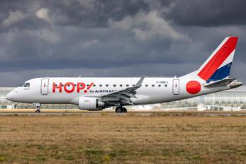 F-HBXJ - Air France - Hop! Embraer ERJ-170 (170-100)