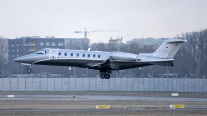 SP-CUD - Private Learjet 75