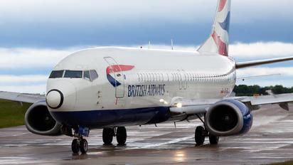 G-DOCO - British Airways Boeing 737-400