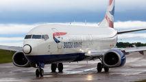G-DOCO - British Airways Boeing 737-400 aircraft