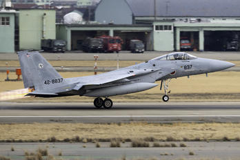42-8837 - Japan - Air Self Defence Force Mitsubishi F-15J