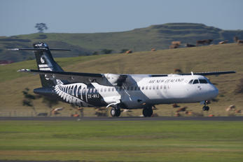 ZK-MVJ - Air New Zealand ATR 72 (all models)