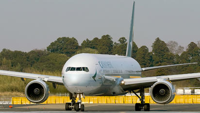 B-HNM - Cathay Pacific Boeing 777-300ER