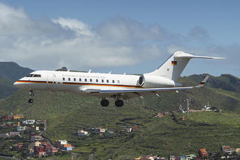 14+03 - Germany - Air Force Bombardier BD-700 Global 5000