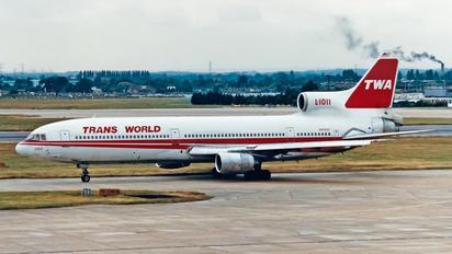 N31022 - TWA Lockheed L-1011-1 Tristar