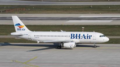 LZ-BHM - Balkan Holidays Air Airbus A320