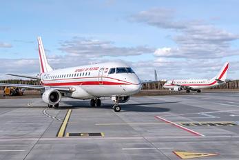 SP-LIH - Poland - Government Embraer ERJ-175