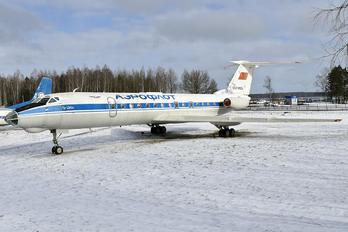 CCCP-65036 - Aeroflot Tupolev Tu-134