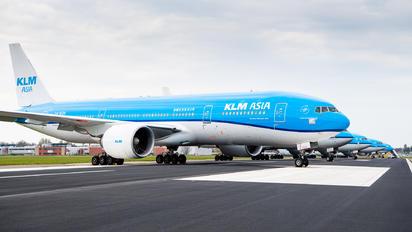 PH-BQN - KLM Boeing 777-200ER