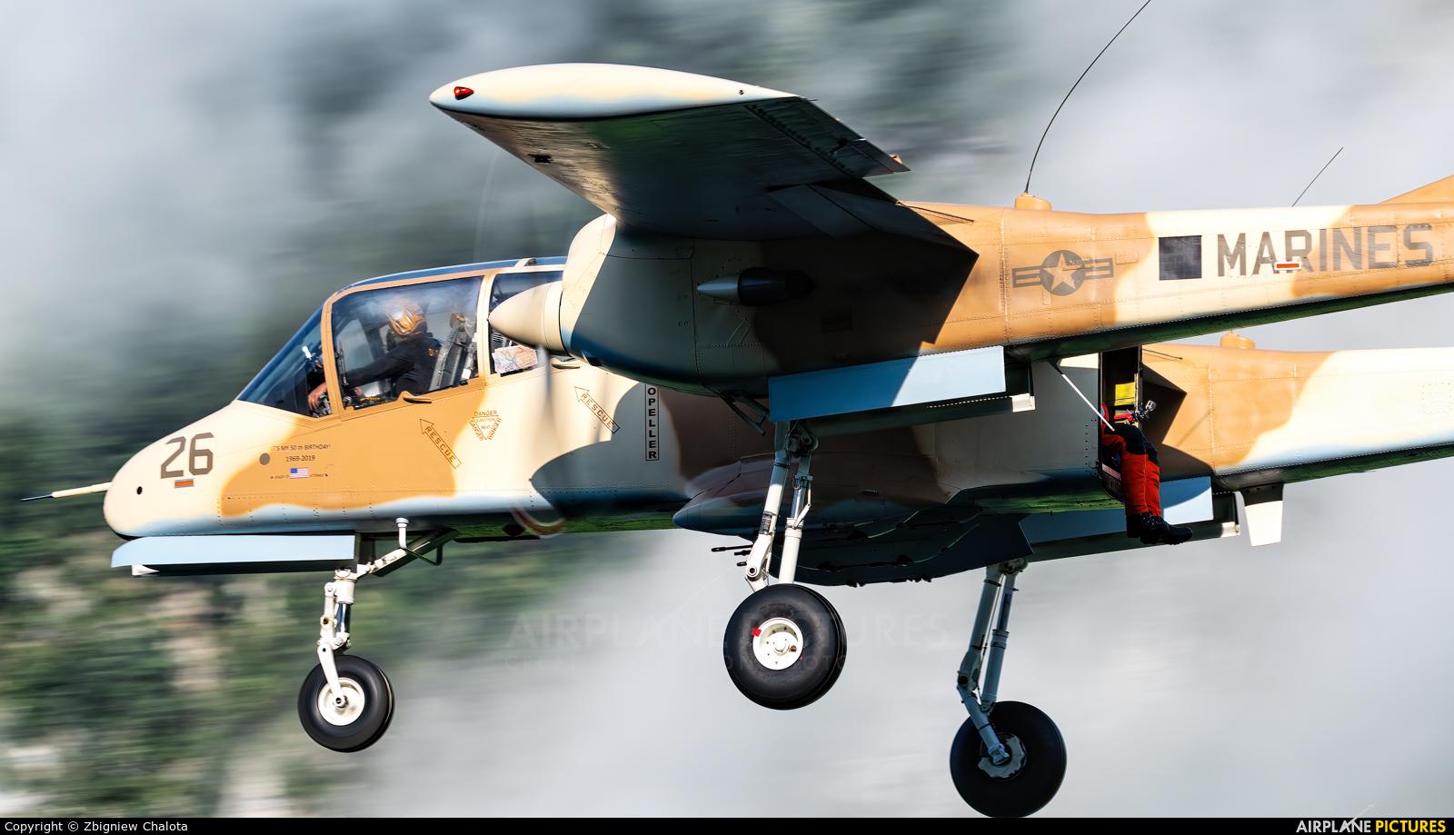 Private F-AZKM aircraft at Mollis