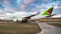 TC-ACM - ACT Cargo Boeing 747-400F, ERF aircraft