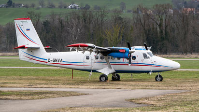 C-GNVA - Private de Havilland Canada DHC-6 Twin Otter