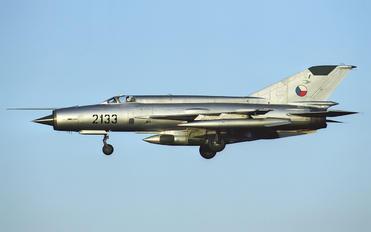 2133 - Czechoslovak - Air Force Mikoyan-Gurevich MiG-21R