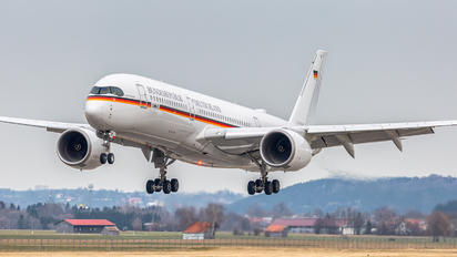 10+03 - Germany - Air Force Airbus A350-900