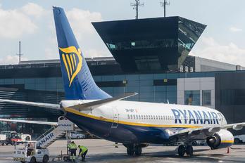 9H-QBY - Ryanair (Malta Air) Boeing 737-800